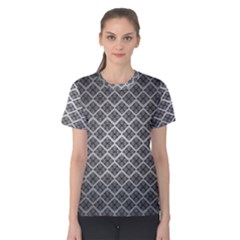 Silver The Background Women s Cotton Tee