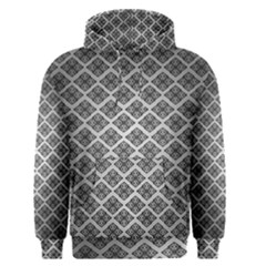 Silver The Background Men s Pullover Hoodie