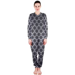 Silver The Background Onepiece Jumpsuit (ladies)