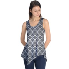 Silver The Background Sleeveless Tunic