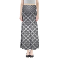 Silver The Background Maxi Skirts