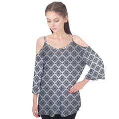 Silver The Background Flutter Tees
