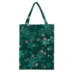 Star Seamless Tile Background Abstract Classic Tote Bag