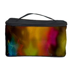 Star Background Texture Pattern Cosmetic Storage Case