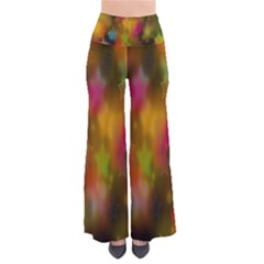 Star Background Texture Pattern Pants