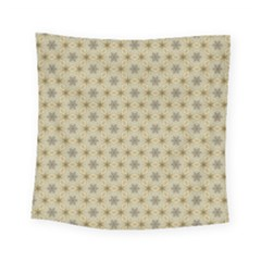 Star Basket Pattern Basket Pattern Square Tapestry (small)