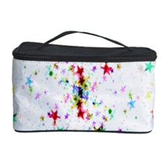 Star Structure Many Repetition Cosmetic Storage Case