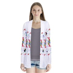 Star Structure Many Repetition Cardigans
