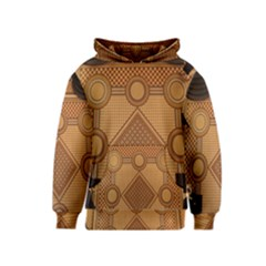 The Elaborate Floor Pattern Of The Sydney Queen Victoria Building Kids  Pullover Hoodie