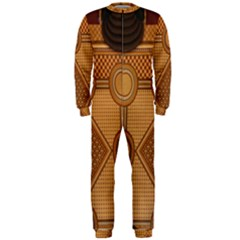The Elaborate Floor Pattern Of The Sydney Queen Victoria Building Onepiece Jumpsuit (men)