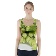 Grapes Racer Back Sports Top