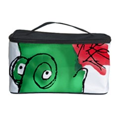 Crazy Man Drawing  Cosmetic Storage Case