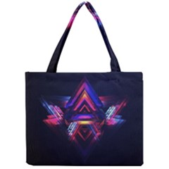 Abstract Desktop Backgrounds Mini Tote Bag
