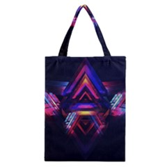 Abstract Desktop Backgrounds Classic Tote Bag