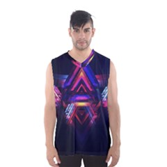 Abstract Desktop Backgrounds Men s Basketball Tank Top