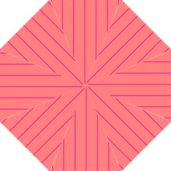 Background Image Vertical Lines And Stripes Seamless Tileable Deep Pink Salmon Golf Umbrellas