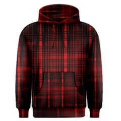 Black And Red Backgrounds Men s Pullover Hoodie