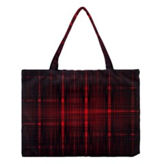 Black And Red Backgrounds Medium Tote Bag