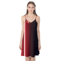 Black And Red Camis Nightgown