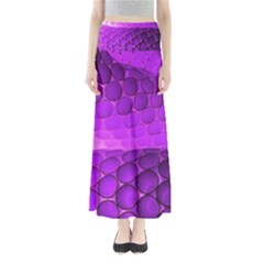 Circular Color Maxi Skirts