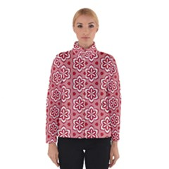Floral Abstract Pattern Winterwear