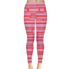 Index Red Pink Leggings
