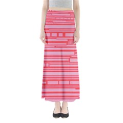 Index Red Pink Maxi Skirts