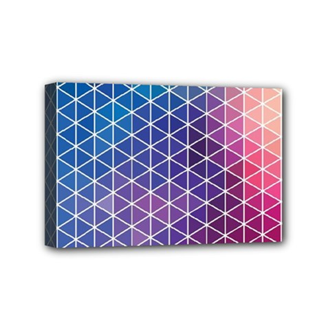 Neon Templates And Backgrounds Mini Canvas 6  X 4