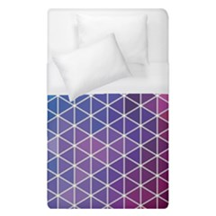 Neon Templates And Backgrounds Duvet Cover (single Size)