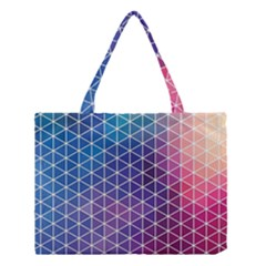 Neon Templates And Backgrounds Medium Tote Bag