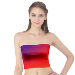 Rainbow Background Tube Top