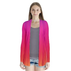 Rainbow Colors Cardigans