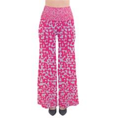Template Deep Fluorescent Pink Pants