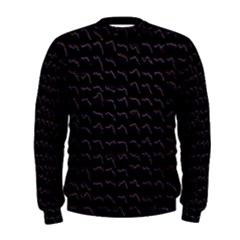Smooth Color Pattern Men s Sweatshirt