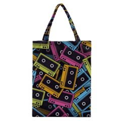 Type Pattern Classic Tote Bag