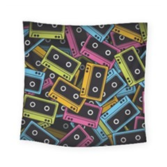 Type Pattern Square Tapestry (small)