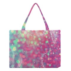 Fantasy sparkle Medium Tote Bag