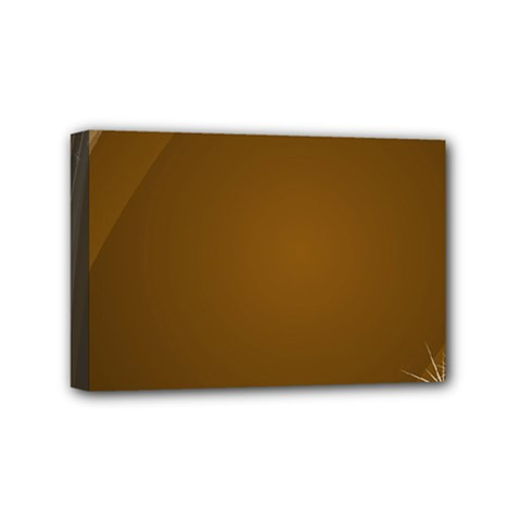 Abstract Background Mini Canvas 6  X 4