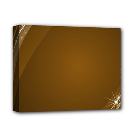 Abstract Background Deluxe Canvas 14  X 11