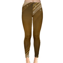 Abstract Background Leggings