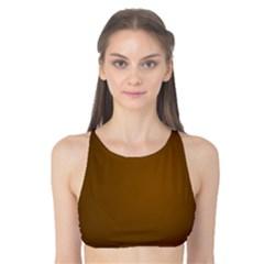 Abstract Background Tank Bikini Top