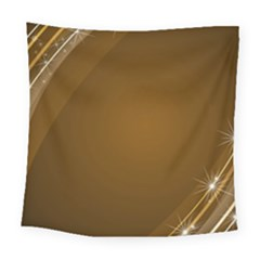 Abstract Background Square Tapestry (large)