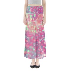 Colorful sparkles Maxi Skirts