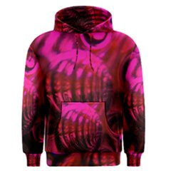 Abstract Bubble Background Men s Pullover Hoodie