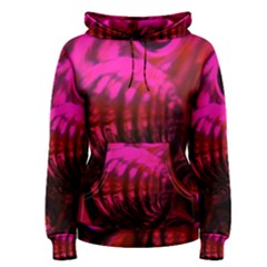 Abstract Bubble Background Women s Pullover Hoodie