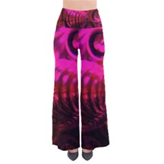 Abstract Bubble Background Pants
