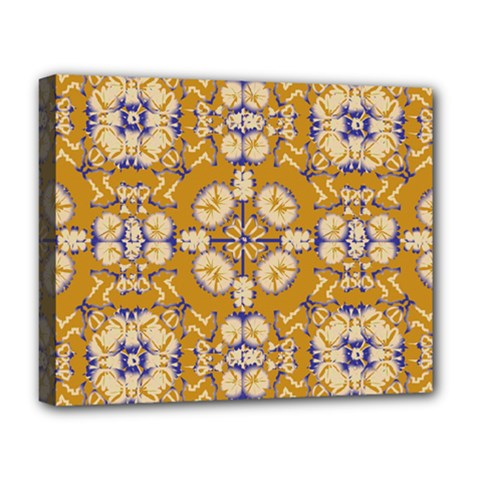 Abstract Elegant Background Card Deluxe Canvas 20  X 16