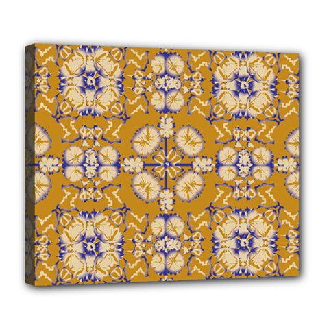 Abstract Elegant Background Card Deluxe Canvas 24  X 20