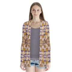 Abstract Elegant Background Card Cardigans