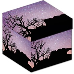 Arches National Park Night Storage Stool 12